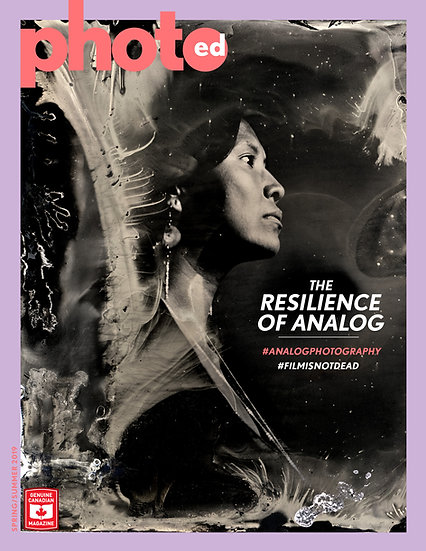 SPRING/ SUMMER 2019: Amazing Analog #55