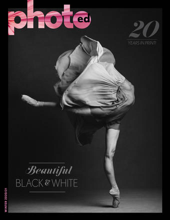 Canadian photography in a brand new light.    In print 3x/ year.   SUBSCRIBE to get PhotoED Magazine delivered to your door!   Get 20% off subscriptions at checkout using promo code: AKIMBO20