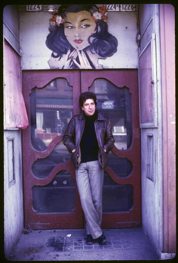 Leonard Cohen - Don Newlands