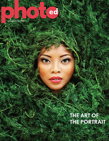 Canada photography magazine, portraits