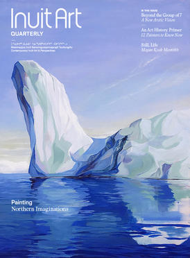 Inuit Art Quarterly is a beautiful award winning publication devoted to advancing and appreciating Inuit and circumpolar Indigenous arts.      In print 4x/ year.   SUBSCRIBE to get Inuit Art Quarterly delivered to your door.