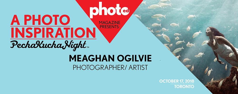 Meaghan Ogilvie underwater photographer