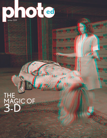 Winter 2011: The Magic of 3-D – Issue #33