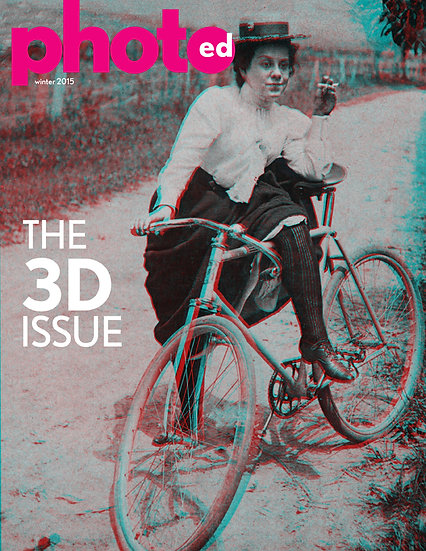 Winter 2015: 3D - Issue #45