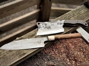 Handsmidd kockkniv och/eller Cleaver