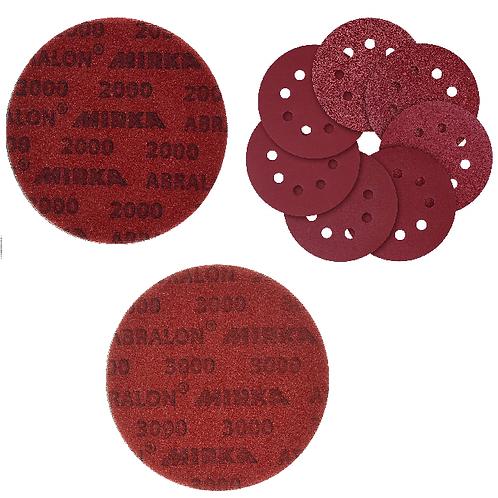 Slip-kit för epoxyprojekt 40 - 4000korn (74st)