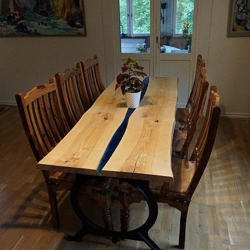 Designa ditt eget River table / Matbord