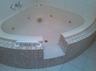Spa bath repair