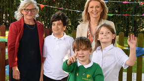 (UK) Barnton: Autism school opens sensory garden