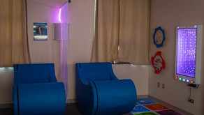"""E Windsor, CT: Children's center adds """"sensory immersion room"""" for students 'to chill out'"""