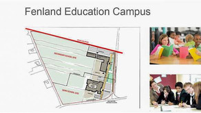 """(UK) Wisbech: Work started on 60 place """"social/emotional/mental health school"""""""