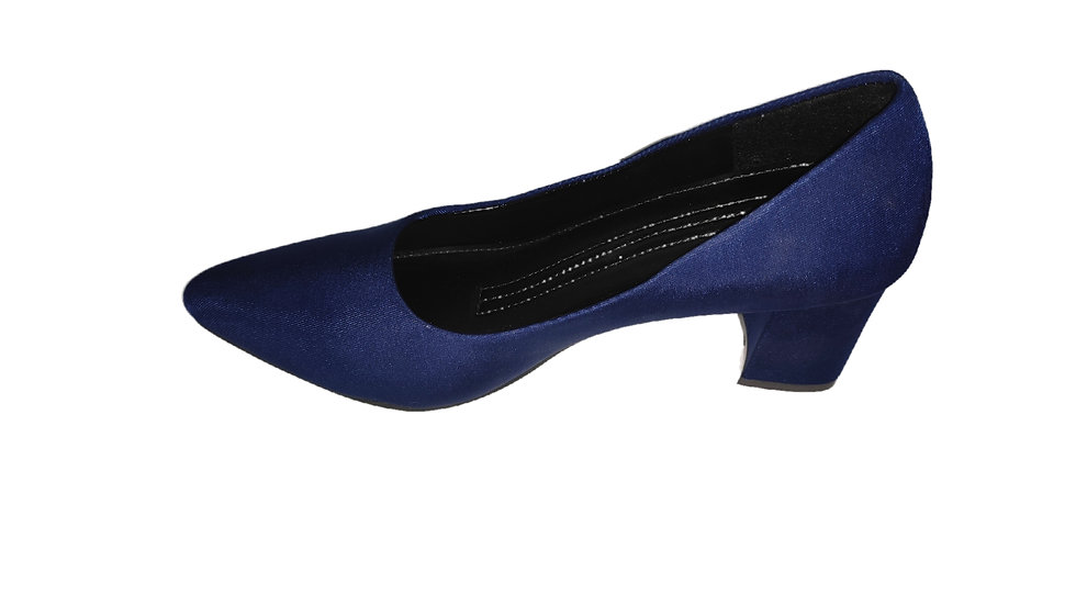 Velvet Casual Heels by The Melo Footwear
