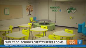 "Memphis, TN: District-wide use of ""ReSet rooms"" for ""calming/de-escalation"""