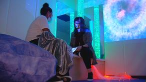 Cincinnati: District adds sensory room to high school; one planned for elem school