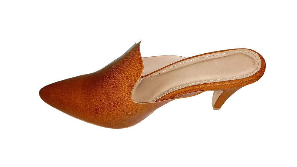 Stylish Synthetic Heel By The Melo Footwear
