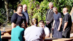 (UK) Wirral special school opens sensory garden