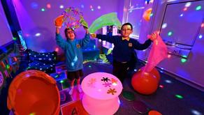 (UK) Belfast elem school adds new sensory room; 3 special needs classes can use it