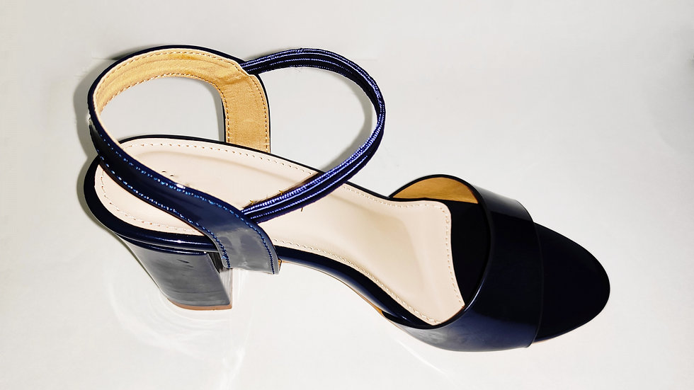 Comfortable Heeled Sandals by The Melo Footwear