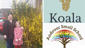 """(UK) Andover: Mom supports """"neurodivergent"""" kids; has plans for new school"""