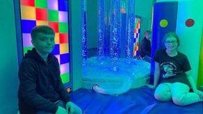 "(UK) Barrow: School opens sensory room; ""...used to calm children"""