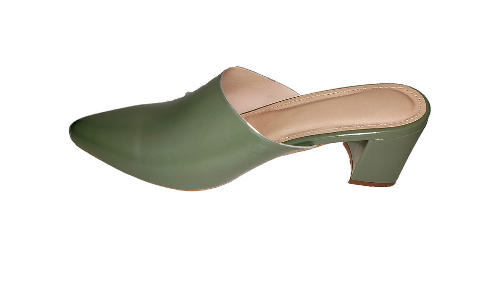 Stylish Synthetic Heel By The Melo Footwear (type 2)
