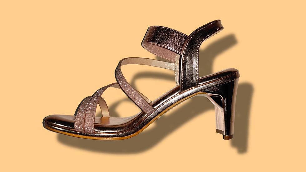 Beautiful Strappy Heels By The Melo Footwear