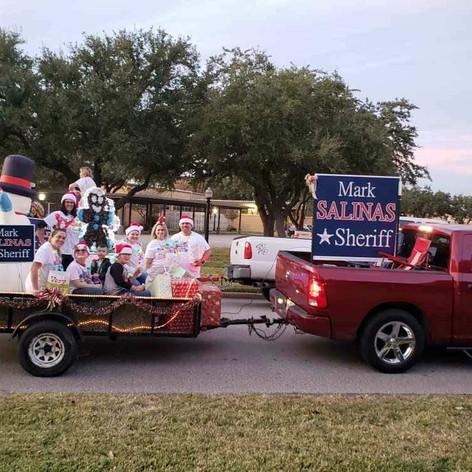 Texas City Christmas Parade