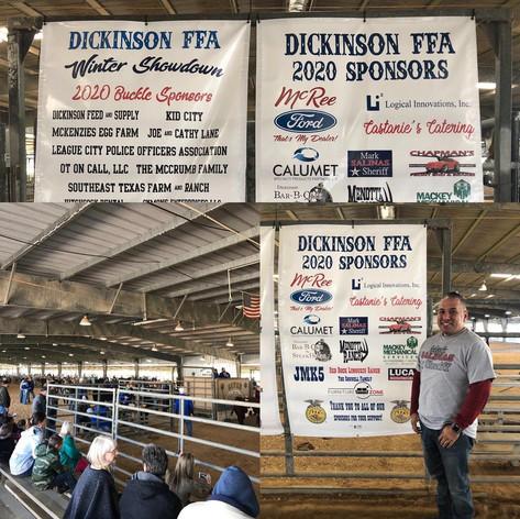 Dickinson FFA Winter Showdown