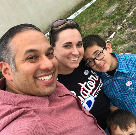 We Voted!!!
