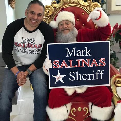 I'm on Santa's NICE List