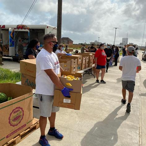 Galveston Co Food Bank