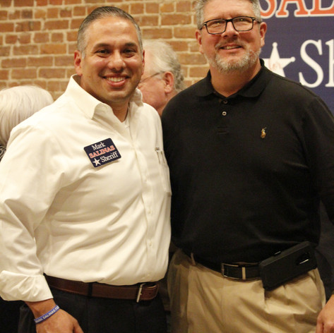 Campaign Kick-Off Mark Salinas for Sheriff