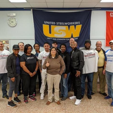 Union Block Walking