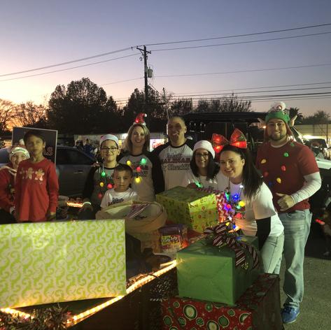 League City Christmas Parade