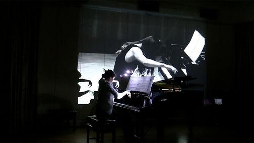Piano: Christina McMaster