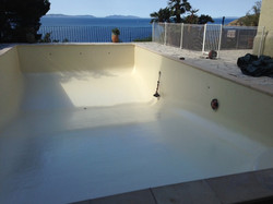 Rénovation piscine privée