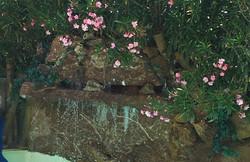 cascade pierre naturelle