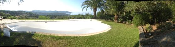 Panoramique PISCINE PRIVEE 2015