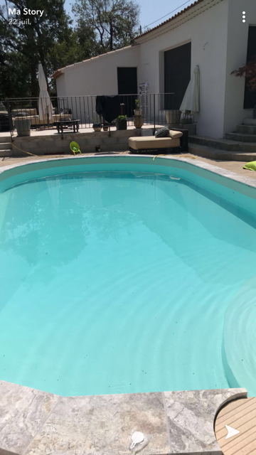 piscine privative 2019