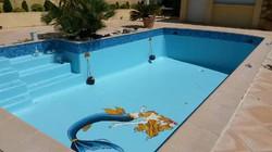 Rénovation piscine privative