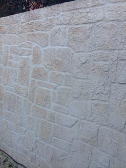 enduit mur extérieure