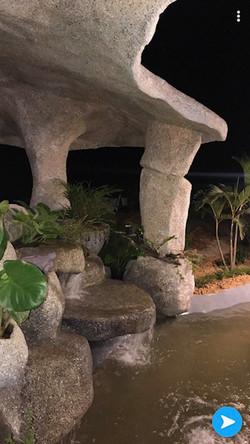 cascade bassin
