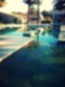 Odyssée Polymère piscine rénovation revetement polyester Joffrey Lizeux