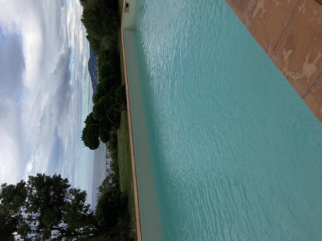 Réalisation piscine privée