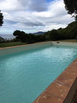 réalisation piscine privée 2016