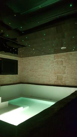 Réalisation piscine intérieure
