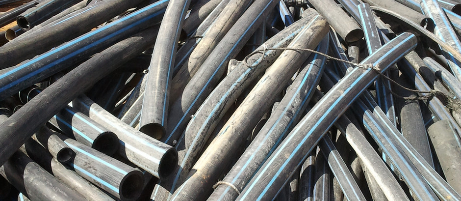 Poly Pipe Recycling