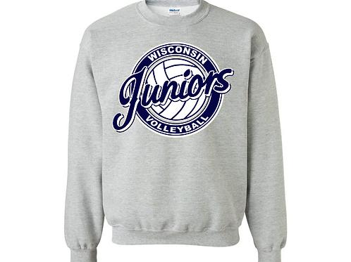 Crew Sweatshirt WJV2 Design