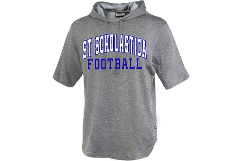 St. Scholastica Pennant SS Hoodie