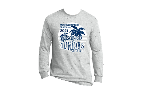 2021 AAU Juniors Long Sleeve T